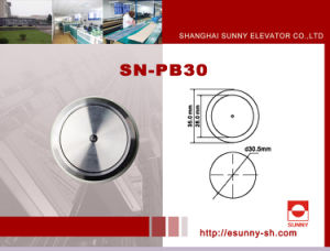 LED Illuminated Push Button Switch (SN-PB30) pictures & photos