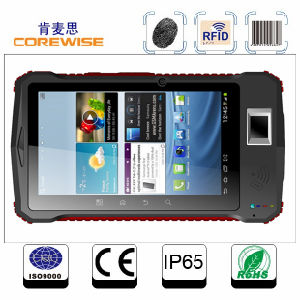 High Quality Tablet PC, Quad-Core Android 6.0 with UHF RFID Reader, Long Range Distance 3-5m