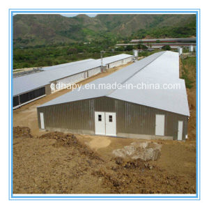 Environmental Friendly Steel Structure Prefabricated House pictures & photos