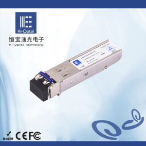 SFP Optical Module 155MB~10GB mm/SM up to 120KM Made in China