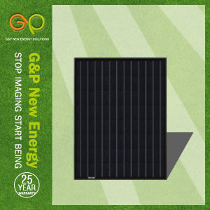 100W Mono Solar Panel with Ce, IEC, TUV Certifications pictures & photos