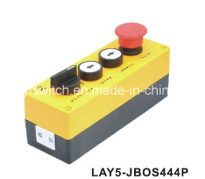 Lay5-Jbos444p Control Pushbutton Box pictures & photos