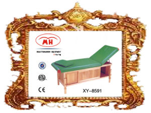 Wooden Beauty Salon Bed Xy-8591