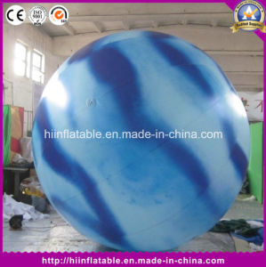 LED Lighting Inflatable Nine Planets The Solar System for Decoration