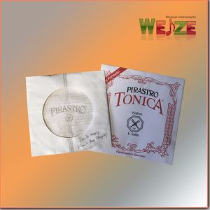 High Grade Pirastro Tonica Violin Nylon Strings pictures & photos