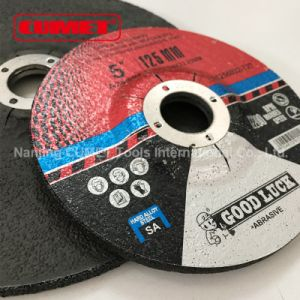 Depressed Grinding Wheel for Metal pictures & photos