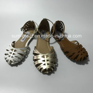 New Style Ladies Shoes Flat Shoes Sandals