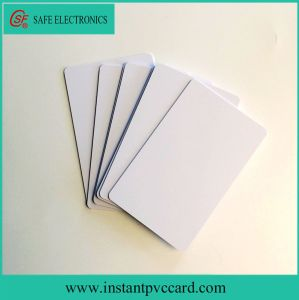 Glossy 125kHz RFID Instant PVC Card pictures & photos