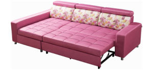 Modern Functional Corner Sofa Bed with Storage pictures & photos