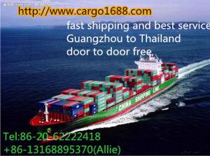 Alibaba Sea Freight Forwarding Agent From Guangzhou to Bangkok Thailand