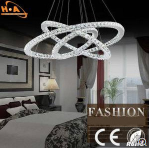 Global Hot Selling Popular Crystal 48W Pendant Lamp pictures & photos