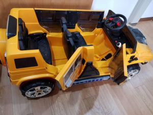 4 Seaters Hummer Electric Kids Ride On Pickup Suv Cars
