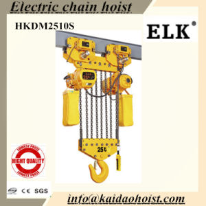 20 Ton Electric Chain Hoist for Crane +New Clutch pictures & photos