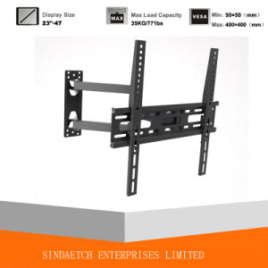 Adjustable LED/LCD TV Wall Mount Bracket pictures & photos