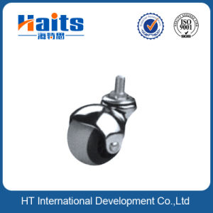 Manufactured Wheel, Office Furniture Caster, Rubber Chair Casters