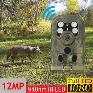 12MP MMS Digital Hunting Trail Camera