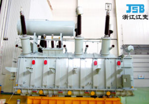 330kv Kema Certified Hv Set Down Oil Immersed Power Transmission Transformer