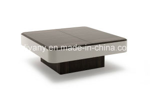 Italian Style Furniture Coffee Table Tea Table Wooden (T-104) pictures & photos
