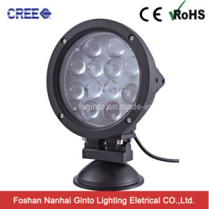 Long Range 60W 4D CREE Spot Round LED Work Light (GT6601-60W) pictures & photos