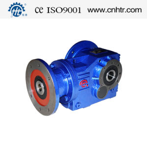 HK Series Helical Gear Reducer with Flange
