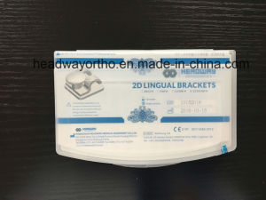 2017new Type Orthodontic Bracket, Lingual Brackets with Ce ISO FDA pictures & photos