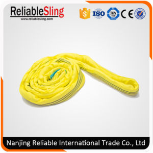 High Strength Polyester Endless Round Soft Lifting Sling with Ce Approved pictures & photos