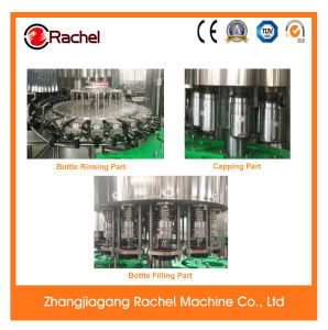 Automatic Fruit Beverage Filling Capping Machine pictures & photos