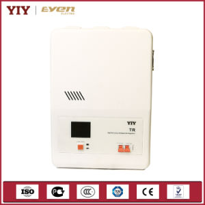 3 Years Warranty Dual Overload Protection Line Conditioner AVR 10kVA 50Hz 60Hz pictures & photos