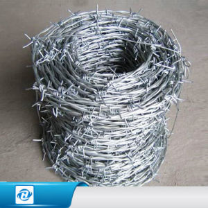 Fence Wire In Stock Galvanized 14 Gauge Twist Barbed Wire Price