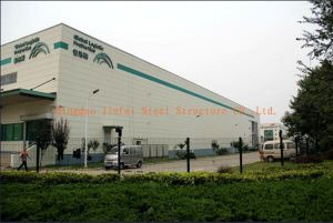 High Quality and Fast Installation Steel Structure