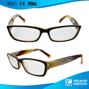 New Year 2017 Designed Top Quality Acetate Reading Glasses