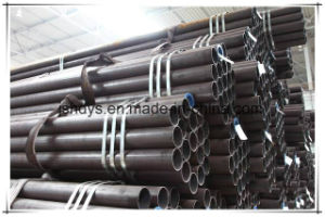 35CrMo Round Steel Pipe Tube High Pressure Vessel