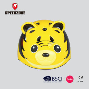 3D Animal Shape Kids Bike Helmet