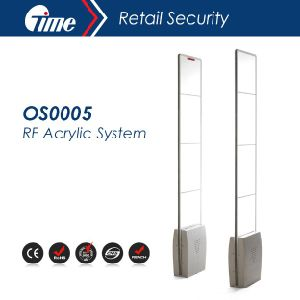 Ontime OS0005 - EAS Anti Theft Acrylic System 8.2MHz EAS RF Security Gate pictures & photos
