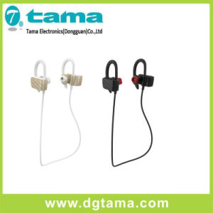 Water-Proof Sports Bluetooth Headset with Anti-Slip Adjustable Ear Hook