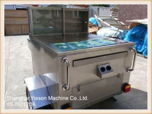 Ys-HD120A High Quality Mobile Kitchen Vendor Cart for Small Business pictures & photos
