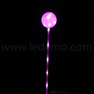 65cm Length LED Copper Wire Ball Night Light for Christmas Decoration