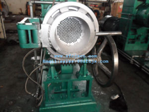 Rubber Strainer Machinery Made in China