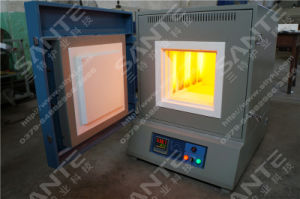 1300c Laboratory Electric Box Furnace Stm-18-13 pictures & photos