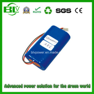 High Quality 3.7V 4400mAh Lithium Ion Battery Pack Real Factory pictures & photos
