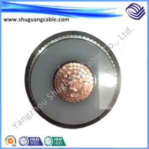Mv XLPE Insulated PVC Sheathed Flame Retardant Electric Power Cable pictures & photos