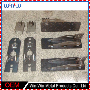 Custom Fabrication Auto Spare Part Bracket Deep Drawn Metal Stamping Auto Parts pictures & photos