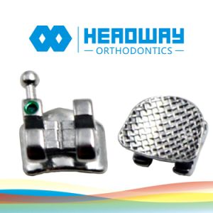 Dental Product Bracket, Orthodontic Bracket with Ce FDA pictures & photos