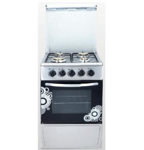 Free Standing Oven with 2 Gas and 2 Electric Burner pictures & photos