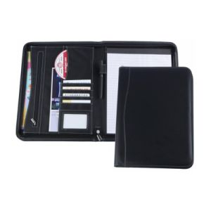 PU/PVC Portfolio with CD Pocket