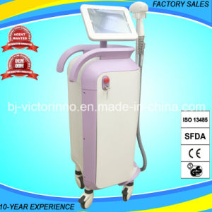 Diode Laser Epilator for Hair Removal