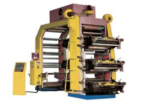 Multicolor Auto Flexographic Printing Machine pictures & photos