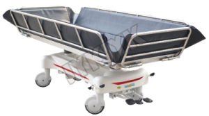 Luxurious Hydraulic Rise-and-Fall Stretcher Cart pictures & photos