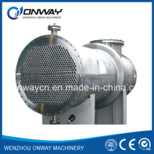 Shr High Efficiency Factory Price Stainless Steel Industry Polymer Solution Heat Exchanger