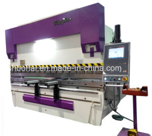 100t Delem or Cybelec CNC Contol Bender/Hydraulic Plate Bender/Press Brake pictures & photos
